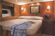 Luxury Charter Yacht Gitana - Guest Cabin 2